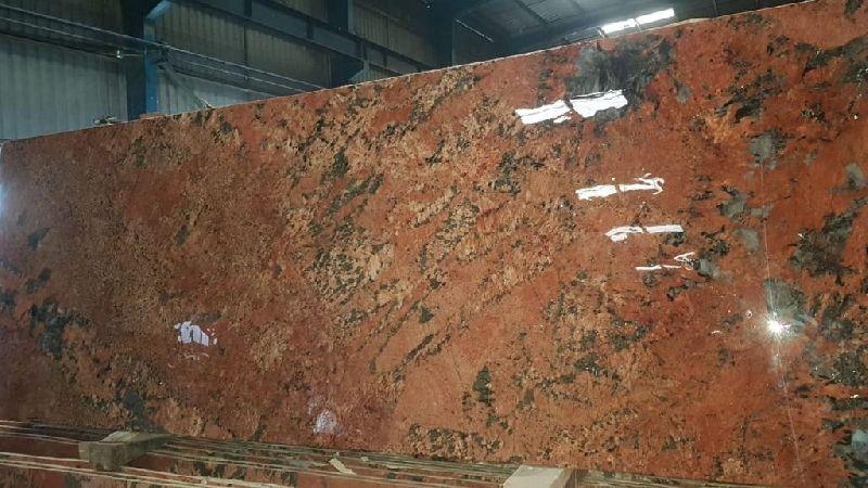Alaska Pink Granite Slabs