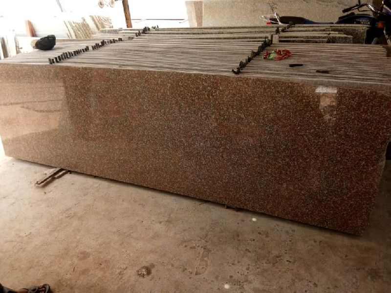 Gem Red Granite Slabs