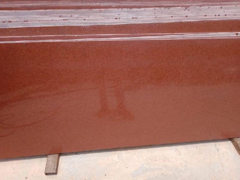 Lakha Red Granite Slabs