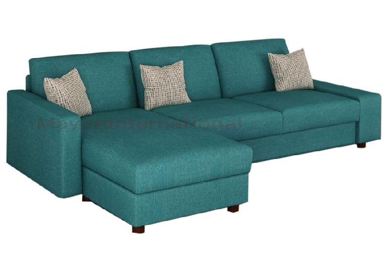 LSFS-001 L Shape Fabric Sofa
