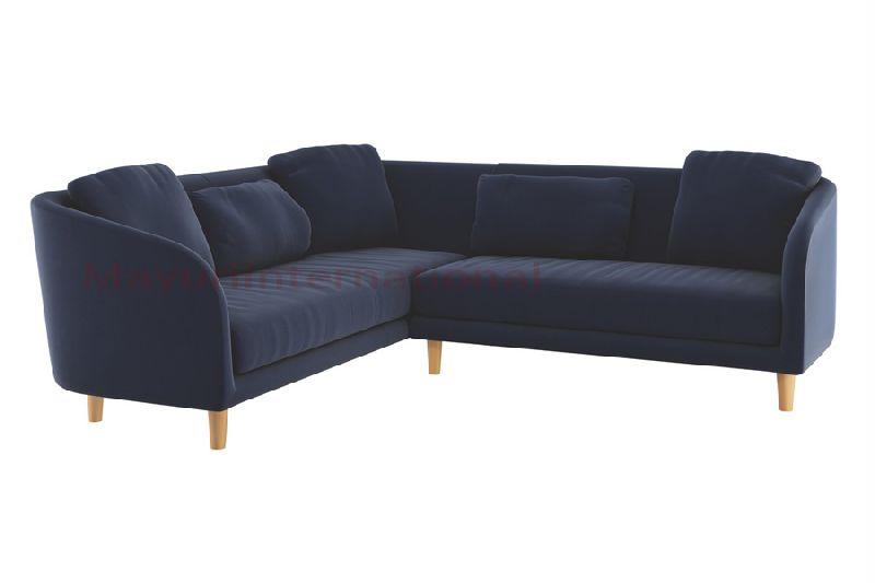 LSFS-005 L Shape Fabric Sofa
