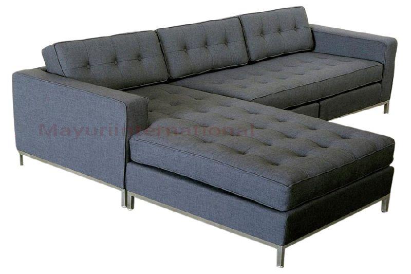 LSFS-008 L Shape Fabric Sofa