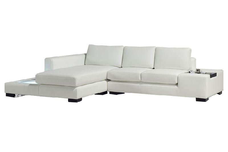 LSLS-004 L Shape Leatherite Sofa