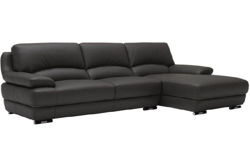 LSLS-007 L Shape Leatherite Sofa