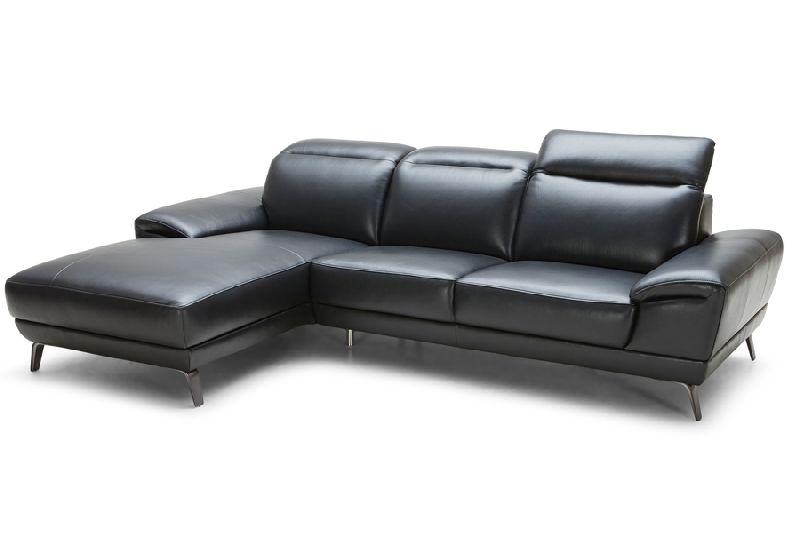 LSLS-011 L Shape Leatherite Sofa