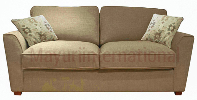 OS2S-N-13 Two Seater Commercial Sofa