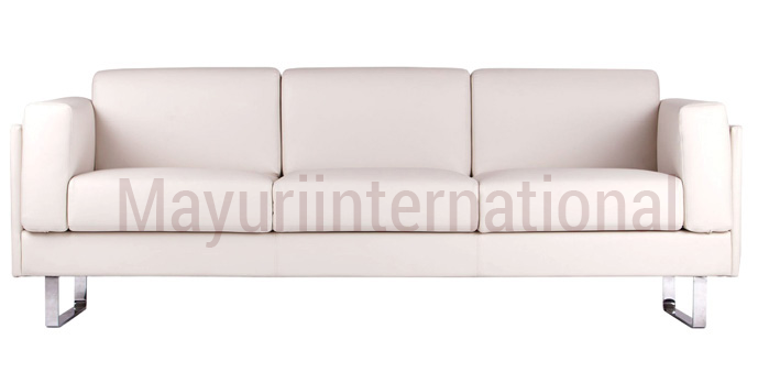 OS3S-10 Three Seater Commercial Sofa