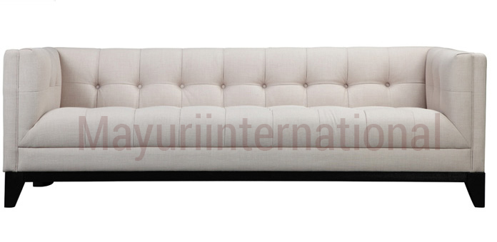 OS3S-25 Three Seater Commercial Sofa