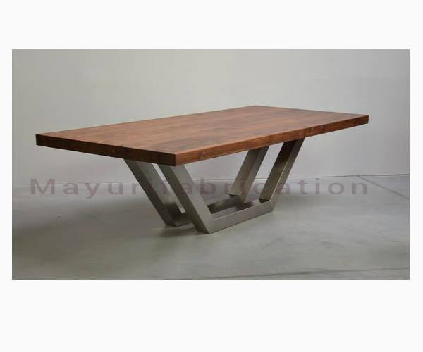 TB-R-002 Metal Table Base