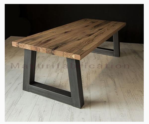 TB-R-009 Metal Table Base