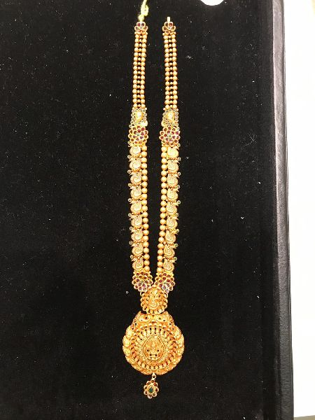 South Antique Gold Necklace