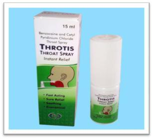 Throtis Nasal Spray