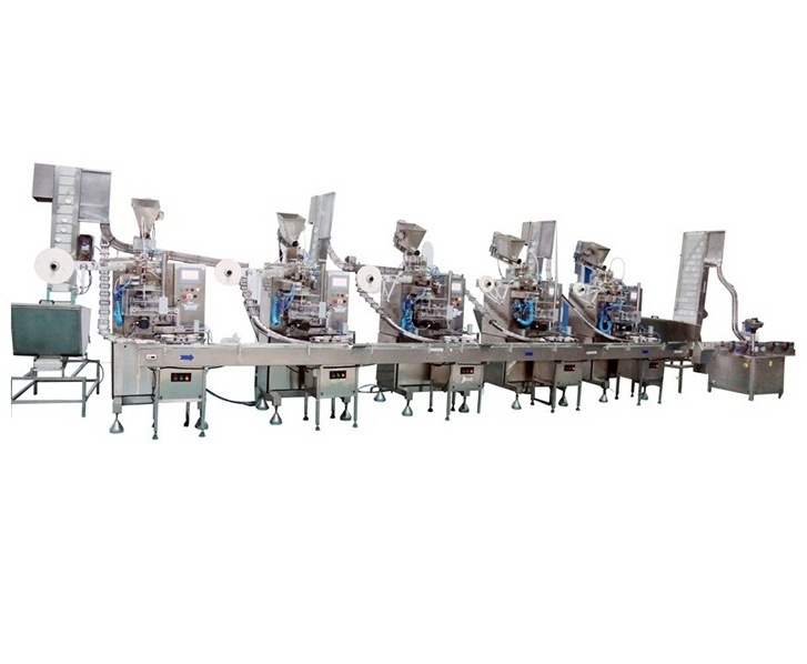 Automatic Snus Packaging Machine