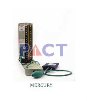 Mercury BP Monitor