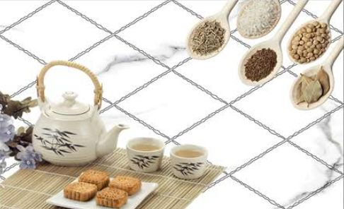 200x300 Digital Kitchen Tiles