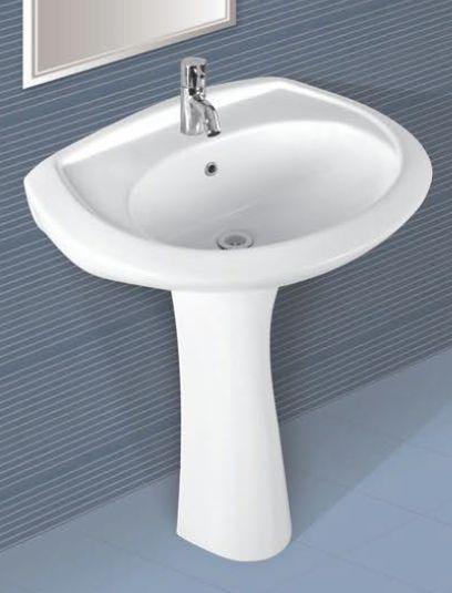 Capry Pedestal Wash Basin