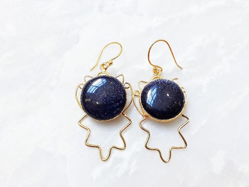 JR-ER003 Gemstone Earrings