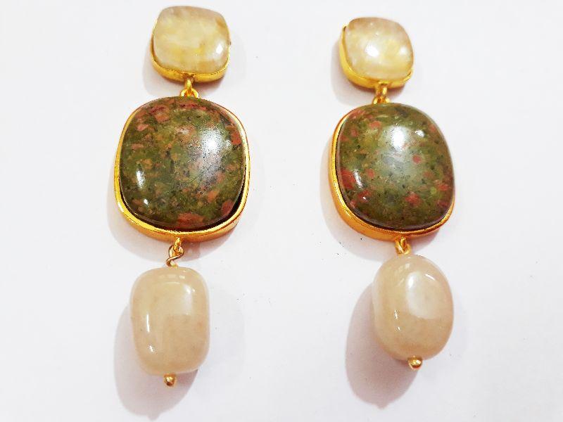 JR-ER0051 Gemstone Earrings