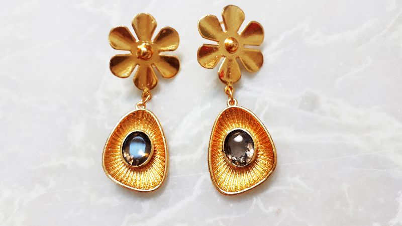 JR-ER0052 Gemstone Earrings