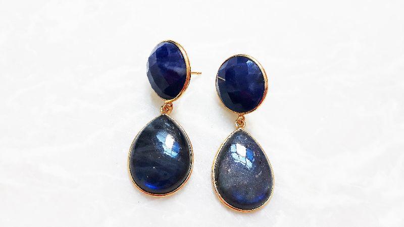 JR-ER0054 Gemstone Earrings