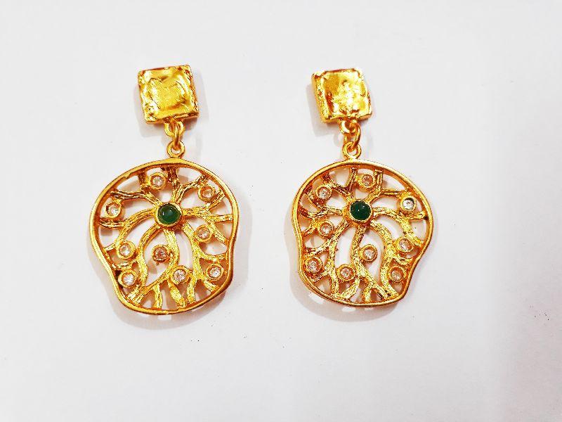 JR-ER0057 Gemstone Earrings