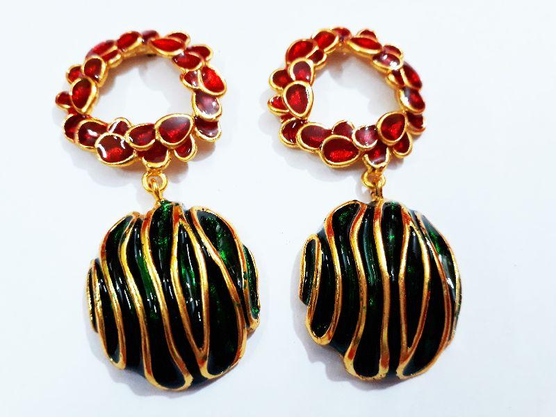 JR-ER0058 Gemstone Earrings