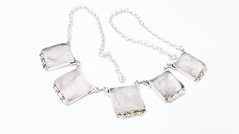 JR-NK003 Gemstone Necklace