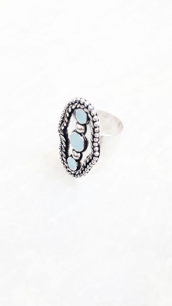JR-R002 Gemstone Ring