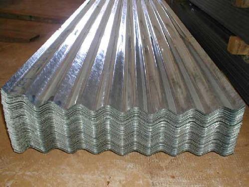 Galvanized Corrugated Steel Sheet