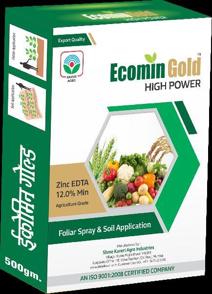 Zinc EDTA 12% Micronutrient Fertilizer