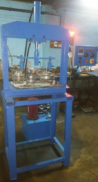Hydraulic Automatic Digital Double Die Machine