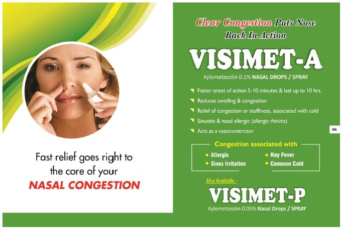 Visimet-A Drops & Spray