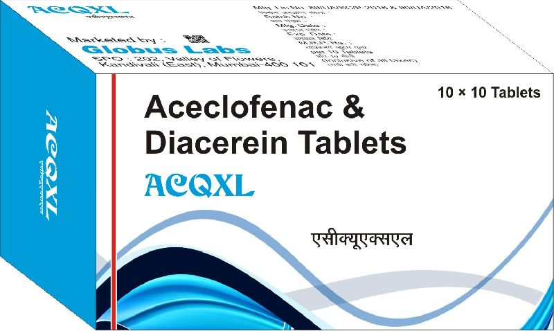 Aceclofenac & Diacerein Tablets