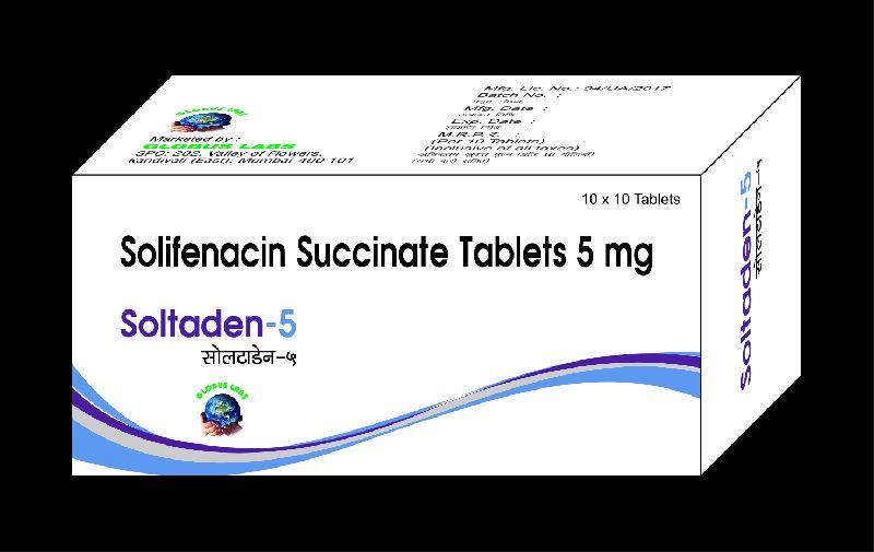 Solifenacin Tablets