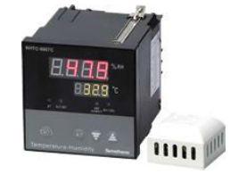 Microprocessor Based Humidity & Temperature Controller