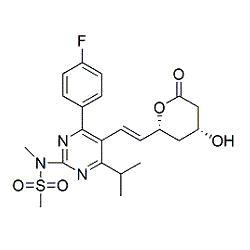 Rosuvastatin (3R,5R)-Lactone