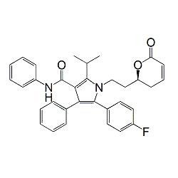 Atorvastatin 2,3-Anhydro Lactone