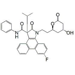 Atorvastatin Pyrrolidone Phenanthrene Lactone