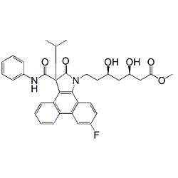 Atorvastatin Pyrrolidone Phenanthrene Methyl Ester
