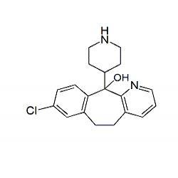 Desloratadine 11-Hydroxy Impurity