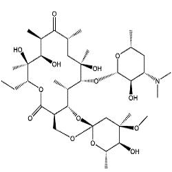 Erythromycin EP Impurity C