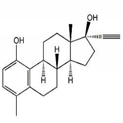 Ethinylestradiol 1-Hydroxy 4-Methyl Impurity