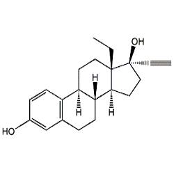 Ethinylestradiol 13-Ethyl Impurity