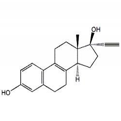 Ethinylestradiol Delta-8(9) Impurity