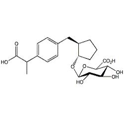 Loxoprofen Hydroxy Alkoxy Glucuronide