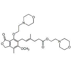 Mycophenolate Di-Mofetil
