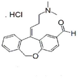 Olopatadine Carbaldehyde Impurity