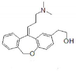 Olopatadine Hydroxyethyl Impurity