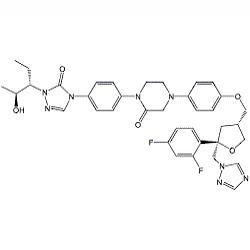 Posaconazole 3-Oxo Impurity