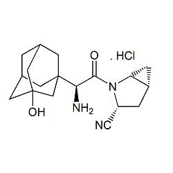 Saxagliptin (R,R,R,S)-Isomer
